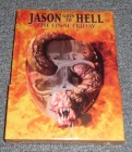 Freitag der 13. Teil 9  Jason goes to hell Mediabook - OVP