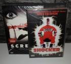 Scream + Shocker Wes Craven NEU/OVP DVD