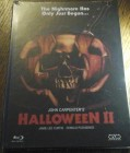 Halloween 2 Mediabook NSM  Blu Ray Limited Edition