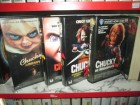 VHS - Chucky Teil 1 - 4 - Horror Raritäten