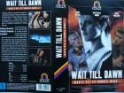 Wait Till Dawn ... John Savage, Nastassja Kinski ... VHS