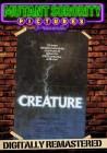 Creature (englisch, DVD)