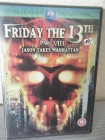 Firday the 13TH Part VIII Jason takes Manhattan UK IMPORT