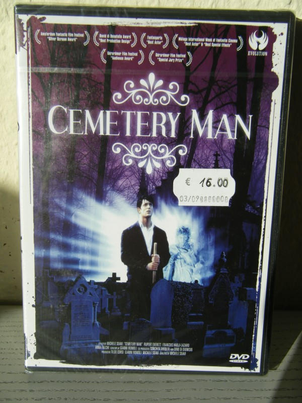 Cemetery Man EVOLUTION NEU OVP
