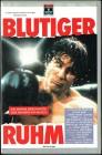 (VHS) Blutiger Ruhm - Robert Vaughn, Timothy Brantley -Uncut
