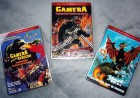 Gamera Klassiker 3 limitierte Steelbooks für DVDs Cult Kaiju
