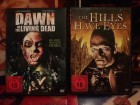 2 x Horror - The Hills have Eyes / Dawn of the Living Dead