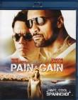 PAIN & GAIN Blu-ray - Mark Wahlberg Dwayyne Johson Action