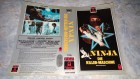 NINJA - DIE KILLER MASCHINE / ORIGINAL COVER