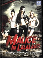 MALICE IN LALALAND HC DVD Ron Jeremy Miss Lucifer