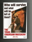 THE TEXAS CHAINSAW MASSACRE # XT VIDEO + COVER C + 004 / 666
