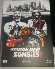 Invasion der Zombies - XT Video Mediabook (Blu-ray / DVD)