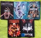 Phantasm I, II, III, IV + V - Mediabooks