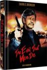 Der Liquidator - DVD/BD Mediabook C Evil.. Lim 22 von 555