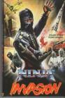Ninja Invasion - Große Hartbox