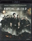 THE EXPENDABLES 2 Back for War - Blu-ray Special Uncut
