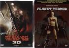 Planet Terror Steelbook + My Bloody Valentine 3D uncut