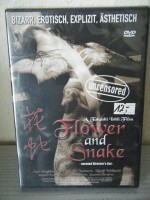 Flower and Snake UNCENSORED AUSTRIA IMPORT NEU