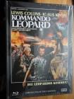 Kommando Leopard, Mediabook,deutsch, uncut, neu