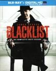 THE BLACKLIST Season 1 BOX 6x Blu-ray TV Hit James Spader
