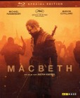 MACBETH Special Edition BLU-RAY Box Michael Fassbender