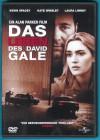 Das Leben des David Gale DVD Kate Winslet NEUWERTIG