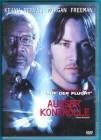 Ausser Kontrolle DVD Keanu Reeves, Morgan Freeman s. g. Zust