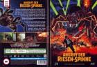 Angriff der Riesenspinne / Lim. Mediabook 4 Disc OVP uncut