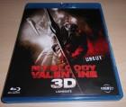 Blu-Ray 3D My Bloody Valentine inkl 3D Brille aus Sammlung