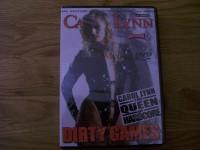 """Carol Lynn """"Dirty Games (DVD)"""