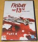 Freitag der 13.Teil 4 - Das letzte Kapitel UK-DVD Neu & OVP