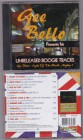 Gee Bello ( Light Of The World ) Unreleased Boogie Tracks CD