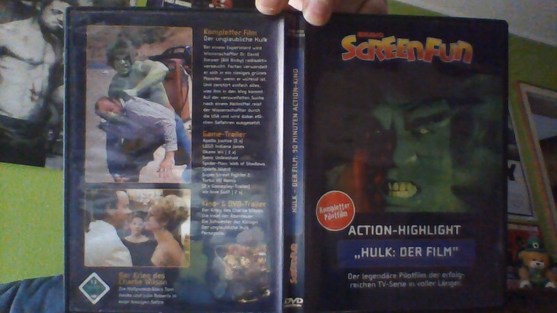 Hulk, der Pilotfilm zur Serie
