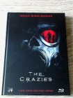 THE CRAZIES (REMAKE) - LIM.MEDIABOOK (84/333) OVP - UNCUT
