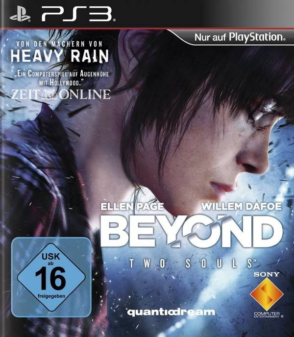 Beyond: Two Souls (Sony PlayStation 3)