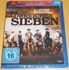 Die glorreichen Sieben Blu-ray Neu & OVP
