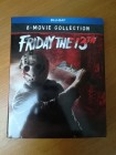 Freitag der 13. - Friday the 13th 8 Movie Collection Blu-Ray