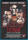 Ticker DVD Dennis Hopper, Steven Seagal, Jaime Pressly NEUW