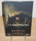 Wishmaster 2 Uncut Mediabook Cover A - VÖ 30.03.2018