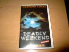 Deadly Weekend - VHS
