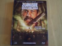 Zombie Invasion War - Danny Trejo  -  Mediabook Edition