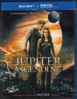 JUPITER ASCENDING Blu-ray Channing Tatum Mila Kunis SciFi