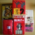 DVD Kill Bill Vol.2 PREMIUM BOX - Japan Import wie NEU