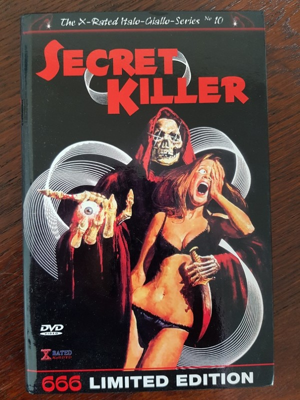 Labyrinth des Schreckens-Secret Killer / X-Rated