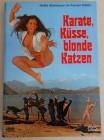 Karate, Küsse, Blonde Katzen - kleine Hartbox - Uncut - DVD