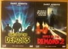 Dance Of The Demons 1+2 - kl. Hartboxen - Uncut - DVDs