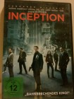 Inception Leonardo DiCaprio Erstausgabe Dvd