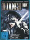 Django Box - 6 Filme auf 2 DVDs NEU/OVP geringe Lagerspuren