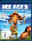 ICE AGE 3 Die Dinosaurier sind los BLU-RAY Animation Hit