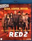 R.E.D. 2 - Noch Älter. Härter. Besser -BLU-RAY Bruce Willis